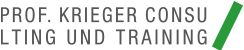 Prof. Krieger Consulting & Training Logo
